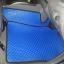 ขายยางปูพื้นรถเข้ารูป Isuzu D-Max 2005-2011 4 ประตู ลายกระดุมสีฟ้าขอบดำ thumbnail 3