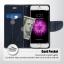 เคสฝาพับ iPhone 6 Goospery Fancy Diary สีเขียวมินต์ by Mercury thumbnail 4