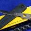 BUCK HARTSOOK S30V FIXED BLADE NECK KNIFE W/SHEATH 860BKS