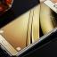 เคส Samsung C7 Pro แบบประกอบ 2 ชิ้น ขอบเคสโลหะ Bumper + พร้อมแผ่นฝาหลังเงางามสวยจับตา ราคาถูก thumbnail 2