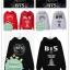 เสื้อฮู้ด BTS (เลือกสี) thumbnail 1