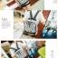 กระเป๋าเป้ม้าลาย J.estina แบบ G-Dragon thumbnail 15