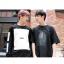 เสื้อแฟชั่นแขนยาว HBA EXO BTS สีดำ thumbnail 2