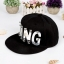 หมวกแฟชั่นเกาหลี Got7 สีดำ (PYM133) thumbnail 2