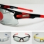 แว่นตาสำหรับปั่นจักรยาน LEOPARD รุ่น Photochromic เลนส์ปรับแสงอัตโนมัติ thumbnail 2