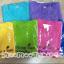 เสื้อยืดหลากหลายสีสัน สกรีนลายเดียวกัน ได้สีที่สดใสสวยงามด้วยระบบ DTG thumbnail 1