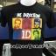 เสื้อดำพิมพ์ลายหลากสีด้วยระบบ DTG สีสันสวยงาม งานด่วน thumbnail 1