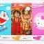 ฟิล์มกันรอยลายการ์ตูน Iphone 6 Plus (5.5 นิ้ว) thumbnail 1