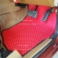 พรมกระดุมรถยนต์ Volvo 740 กระดุมสีแดงขอบดำ thumbnail 2