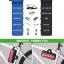 ชุดคิท เครื่องมือฉุกเฉินจักรยานพร้อมสูบอลูมิเนียม Sahoo 21040 (16 in One) thumbnail 3