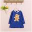 เสื้อ สีน้ำเงิน แพ็ค 5ชุด ไซส์ 100-110-120-130-140 thumbnail 2