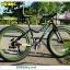 """จักรยานล้อโต TRINX FAT-BIKE ,M516DC ล้อ 26"""" 27สปีด ดิสน้ำมัน เฟรมอลู ดุมNovatec Bearing 2016 thumbnail 9"""