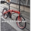 จักรยานพับได้ เฟรมเหล็ก SEEFAR รุ่น SPEED 7สปีด ชิมาโน่ 2015 thumbnail 23