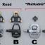 บันไดชิมาโน่ ทัวร์ลิ่ง รุ่น PD-A530 สีดำ, สีเงิน, มีคลีท, มีทับทิม, ใส่ถุง (Malay) thumbnail 12