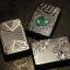 """ไฟแช็ค Zippo แท้ ศรจตุรทิศ """"Zippo 28808, Armor, Arrowhead Pattern, Deep Carved,"""" แท้นำเข้า 100% thumbnail 6"""