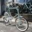 จักรยานมินิ Bianchi Mini Velo 8 FlatBar ,8สปีด ชุดขับคลาริส thumbnail 1