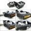 บันได Shimano PD-T700 Click'r SPD Pedal Black thumbnail 1