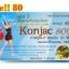ผงบุก ลดน้ำหนัก Konjac 800 Mg. สูตร 2 สำหรับคนลดยาก ลดได้ถึง 10 กก. thumbnail 1