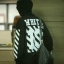 เสื้อแฟชั่นแขนยาว EXO CHANYEOL PYREX14ss Off White 13 สีดำ thumbnail 3