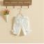 กางเกง สีขาว แพ็ค 5ชุด ไซส์ 100-110-120-130-140 thumbnail 1