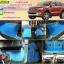 โรงงานพรมกระดุมเข้ารูปปูพื้นรถยนต์ Ford Everest 2016 ลายจิ๊กซอร์สีฟ้าขอบเหลือง thumbnail 1