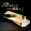 เคส iPhone 5s / 5 ขอบเคสโลหะ Bumper + พร้อมแผ่นฝาหลังเงางามสวยจับตา ราคาถูก thumbnail 2