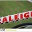"""จักรยานเสือหมอบ RALEIGH """"SUPER RACE"""" เฟรมอลู ชุดขับClaris 16 สปีด 2015 thumbnail 28"""