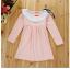ชุดกระโปรง สีชมพู แพ็ค 5ชุด ไซส์ 100-110-120-130-140 thumbnail 1