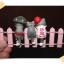จุกกันฝุ่นมือถือ เหมียว Che โจรสลัด นักเบสบอล น่ารักๆ สำหรับเสียบกันฝุ่นรูหูฟังและเพื่อความสวยงามสำหรับ iphone samsung htc oppo lg sony nokia asus หรือมือถือที่มีหูฟังขนาด 3.5 มม. / 3.5mm. Anti Dust Earphone Cap Jack Plug thumbnail 3