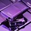 """ไฟแช็ค Zippo 24747ZL แท้ สีม่วงเข้มผิวมัน """" Zippo Logo Purple Abyss """" แท้นำเข้า 100% thumbnail 2"""