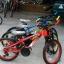จักรยานเสือภูเขาเด็ก TRINX ,M012D 18สปีด เฟรมอเหล็ก ดิสหน้า+หลัง 2015 thumbnail 10