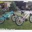 จักรยานเสือภูเขาเด็ก TRINX เกียร์ 6 สปีด โช้คหน้า เฟรมเหล็ก ล้อ 20 นิ้ว M012V dragon thumbnail 29