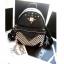 กระเป๋าแฟชั่น MCM 2015 (สีดำปักหมุด) ระบุไซส์ thumbnail 1