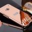 เคส HTC One M7 รุ่น Aluminium Hybrid Mirror Back (เคสฝาหลังเงา) thumbnail 5