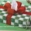 ชุดปักแผ่นเฟรมกล่องทิชชูทรงยาวลายของขวัญคริสต์มาส thumbnail 1