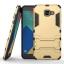 เคส Samsung Galaxy A5 2016 เคสกันกระแทกแยกประกอบ 2 ชิ้น ด้านในเป็นซิลิโคนสีดำ ด้านนอกพลาสติกเคลือบเงาโลหะเมทัลลิค มีขาตั้งสามารถตั้งได้ สวยมากๆ เท่สุดๆ ราคาถูก thumbnail 8