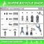เครื่องมือใส่สตาร์นัท Icetoolz Star Nut Installation Tool,E113 thumbnail 2
