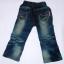 CNJ025 กางเกงยีนส์ เด็กหญิง ขายาว ผ้าฟอกอัดยับ ผ้านิ่มใส่สบาย แต่งลายเก๋ ๆ ปักเลื่อม กระเป๋าหลังสองข้าง Size 15/16/17/18 thumbnail 2