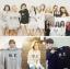 เสื้อแฟชั้นแขนยาว SNSD SHINee EXO B.E (ระบุสี) thumbnail 1