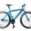 จักรยานฟิกเกียร์ UMEKO FIX ST ขอบสูง เฟรมเหล็ก Aero 2016 thumbnail 2