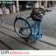 จักรยานแม่บ้านพับได้ K-ROCK ล้อ 26 นิ้ว เฟรมเหล็ก เกียร์ชิมาโน่ 6 สปีด TEF2606A (ไม่มีตะกร้าหน้า) thumbnail 17