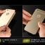 เคส iPhone 6s / iPhone 6 (4.7 นิ้ว) ขอบเคสโลหะ Bumper + พร้อมแผ่นฝาหลังเงางามสวยจับตา thumbnail 3