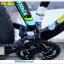 """จักรยานล้อโต TRINX FAT-BIKE ,M516DC ล้อ 26"""" 27สปีด ดิสน้ำมัน เฟรมอลู ดุมNovatec Bearing 2016 thumbnail 15"""