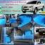 ขายยางปูพื้นรถเข้ารูป Isuzu D-Max Cab 2012-2017 ลายกระดุมสีฟ้าขอบฟ้า thumbnail 1