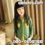 เสื้อคอปกแขนยาวลายจุดสีเขียว [size: 2y-3y-4y-5y] thumbnail 1
