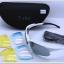 แว่นตา T-Rex Cycling Eyewear Sunglasses UV400 2 Lens Sport Polarized Goggles thumbnail 9