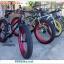 """จักรยานล้อโต TRINX FAT-BIKE ,M516DC ล้อ 26"""" 27สปีด ดิสน้ำมัน เฟรมอลู ดุมNovatec Bearing 2016 thumbnail 21"""