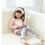 เสื้อ+กางเกง สีชมพู แพ็ค 5ชุด ไซส์ 100-110-120-130-140 thumbnail 1
