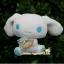 sanrio cinnamo roll plush doll ตุ๊กตาชินนาโมโรลงานเเซนริโอ้เนื้อนุ่ม thumbnail 7