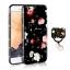 เคสลายดอกไม้ขอบเพชรติดแหวนมุก ไอโฟน 7 4.7 นิ้ว(ใช้ภาพรุ่นอื่นแทน) thumbnail 2